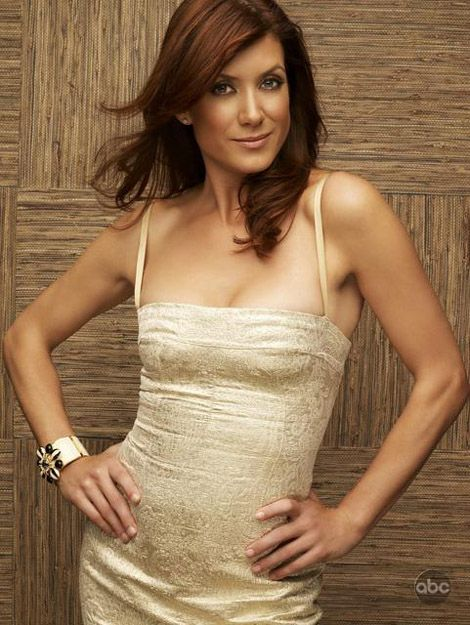 Kate Walsh with red hair is the prettiest redhead I've ever seen!