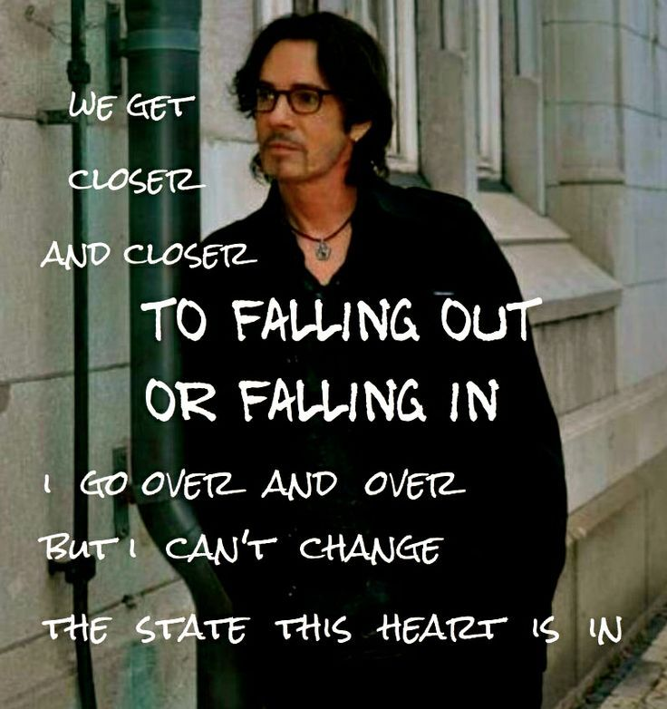 RICK SPRINGFIELD STATE OF THE HEART <3