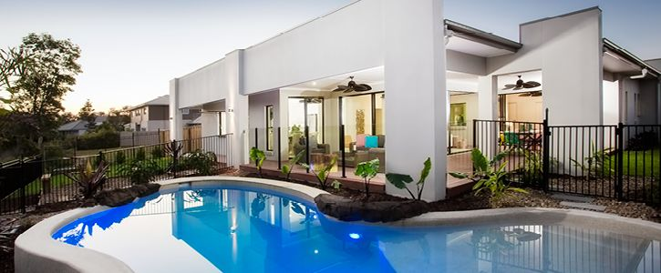 Bribie Island - Mater lottery prize - I want to win this house on bribie island...