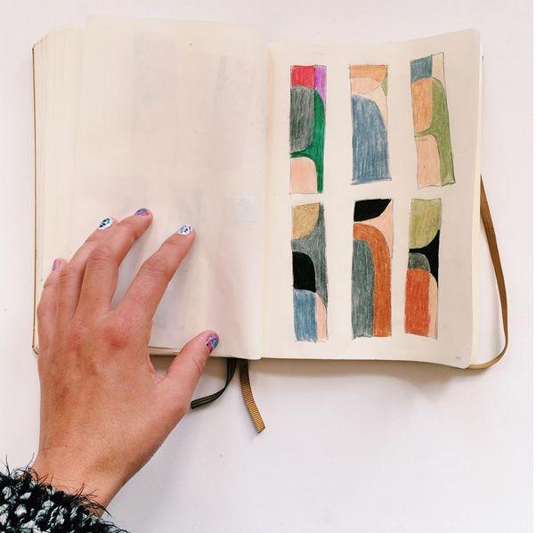 Kristin Texeira's Sketchbook | www.kristintexeira.com