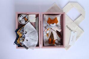 Image of Mini fox set Lorta