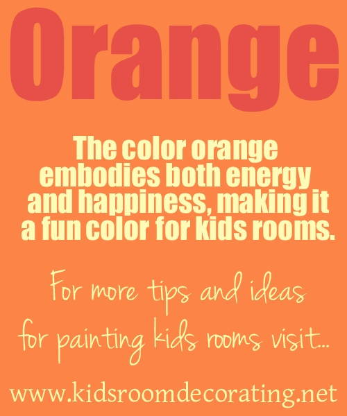 Painting kids rooms psychology and color psychology on for Room color psychology