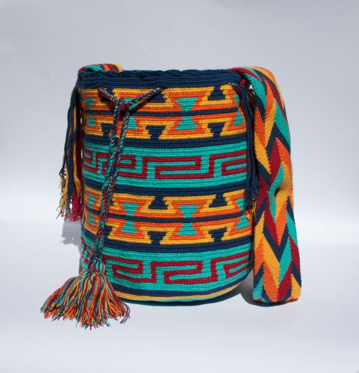 The Wayu Collection - Wayuu Mochila Australia