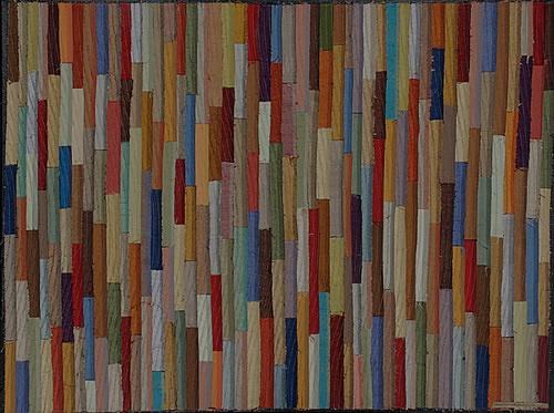 Carmella Karijo Rother /Dupioni silk layers