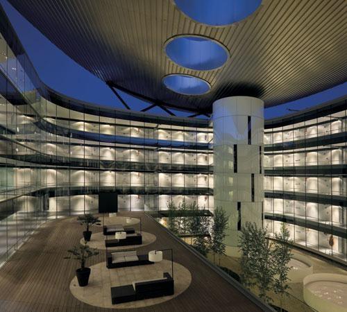 Hospital Rey Juan Carlos en Mostoles (Madrid)
