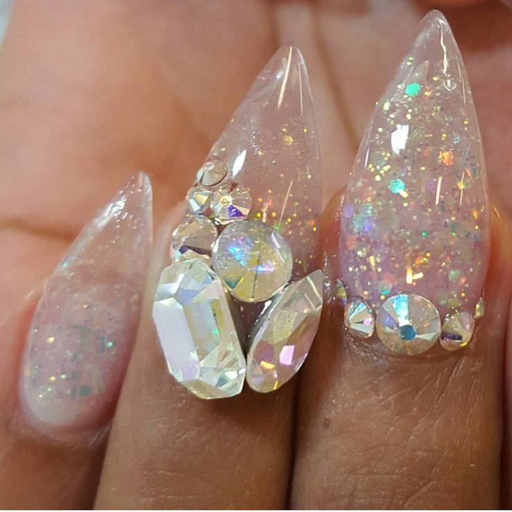 1000 Images About Glass Nails On Pinterest Plugs Swarovski Crystals And Acrylics