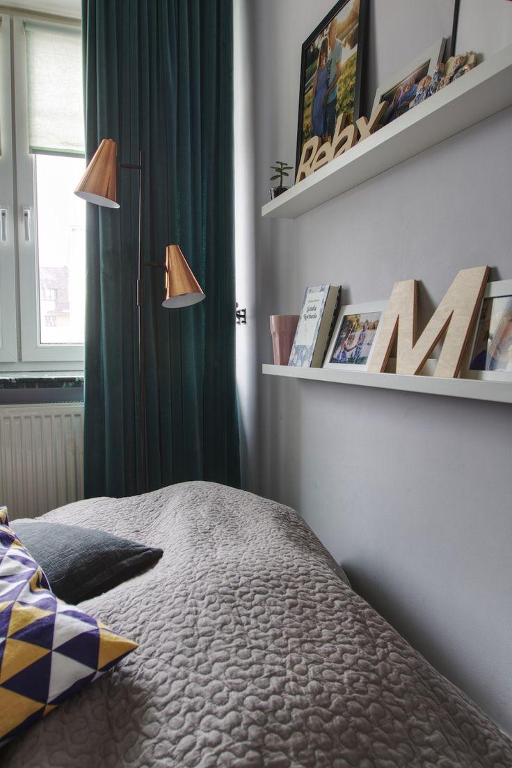 Wnętrza Zewnętrza - blog wnętrzarski: Miedziana lampa QAZQA