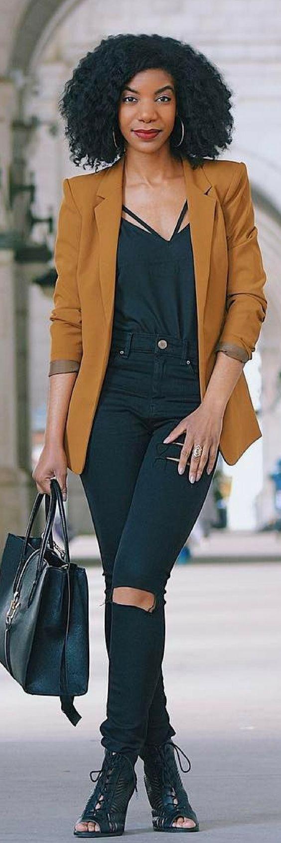 Fashion Look by Kasi Perkins