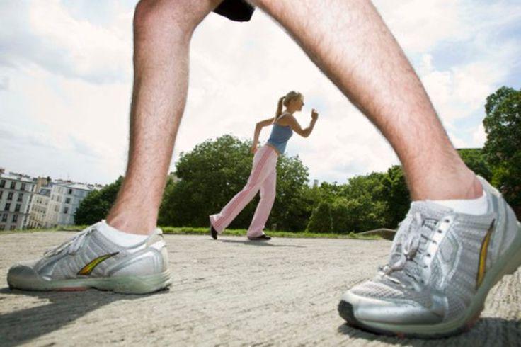 ¿El uso de pesas para los tobillos al caminar fortalece las piernas?   Muy Fitness