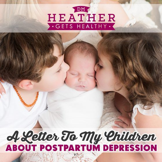 Your children may not understand but they definitely know there is something wrong. How will you explain postpartum depression to your children? #postpartum #depression #healthymom #dailymom