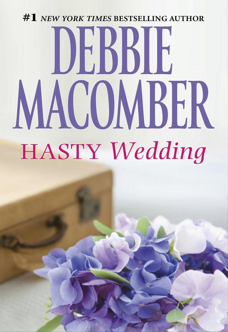 Amazon: Hasty Wedding Ebook: Debbie Macomber: Kindle Store