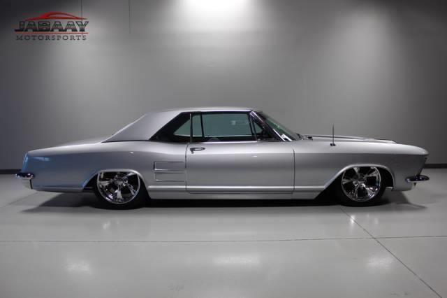 1963 Buick Riviera,