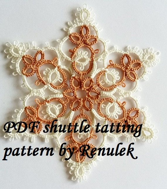 my pattern:  https://www.etsy.com/listing/452730002/pdf-original-shuttle-tatting-pattern