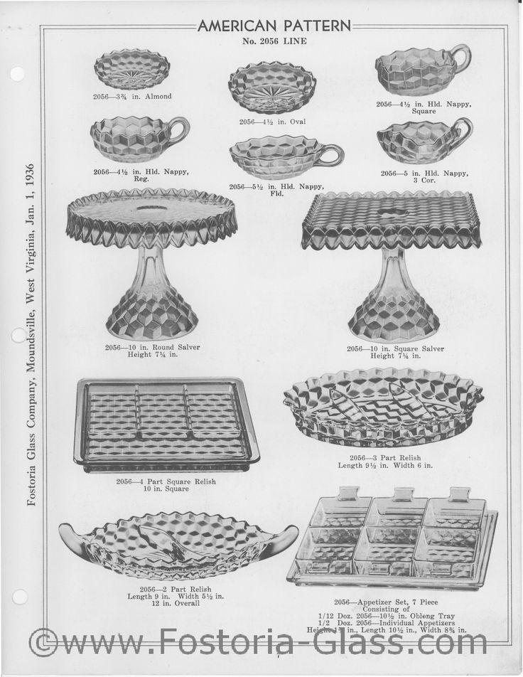 The glassware catalog
