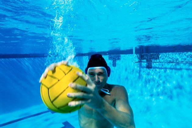 How to Train Like an Olympic Water Polo Player