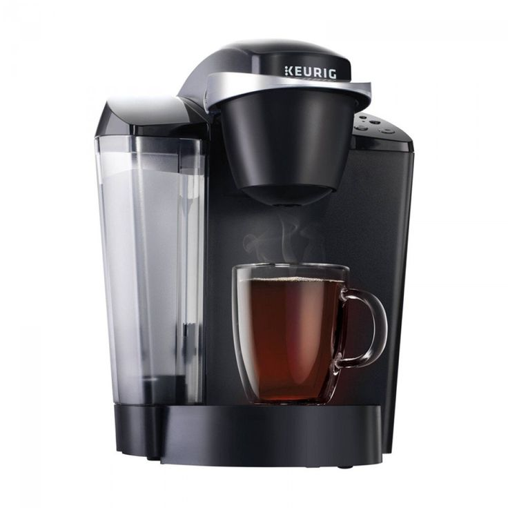 Keurig® K50 Classic Series Brewing System   This Keurig classic brewer is a nice, compact size for a student dorm room! Brews coffee, tea, hot cocoa and specialty beverages. 3 brew sizes, plus removable drip tray to take your coffee in travel mugs. #dorm #student