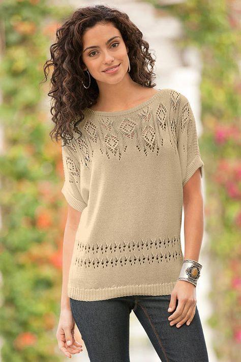 Шикарный тонкий вязаный пуловер. Обсуждение на LiveInternet - Российский Сервис Онлайн-Дневников