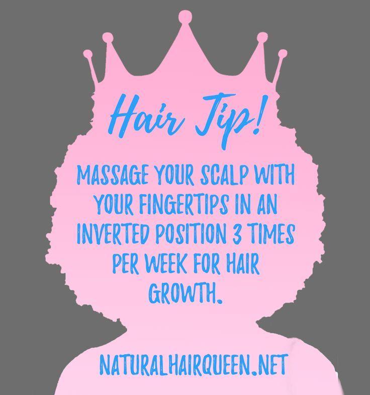 So stimulieren Sie das Haarwachstum mit der Inversionsmethode
