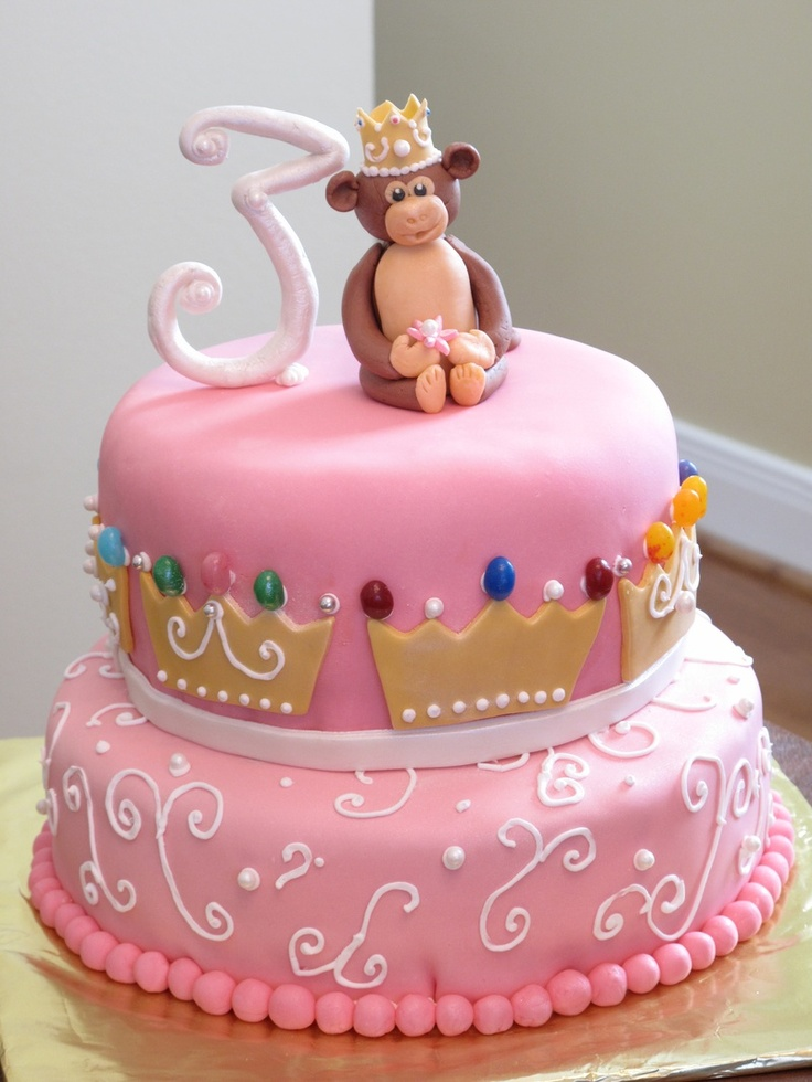 Monkey Cake Monkey Cake Ideas Pinterest