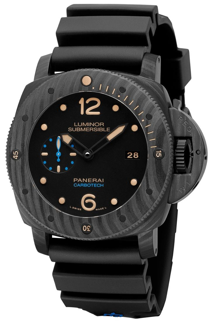 """Panerai Novelties SIHH 2015 - by Maximilien - see and learn about 5 new models from Panerai on aBlogtoWatch.com """"For 2015, Officine Panerai goes back again to its roots as a historic supplier of instruments for the Italian navy and releases a quartet of new iterations on popular models as well as one reissue from the heritage collection... three Panerai Luminor Submersible watches, one Panerai Radiomir, and one special novel reissue..."""""""