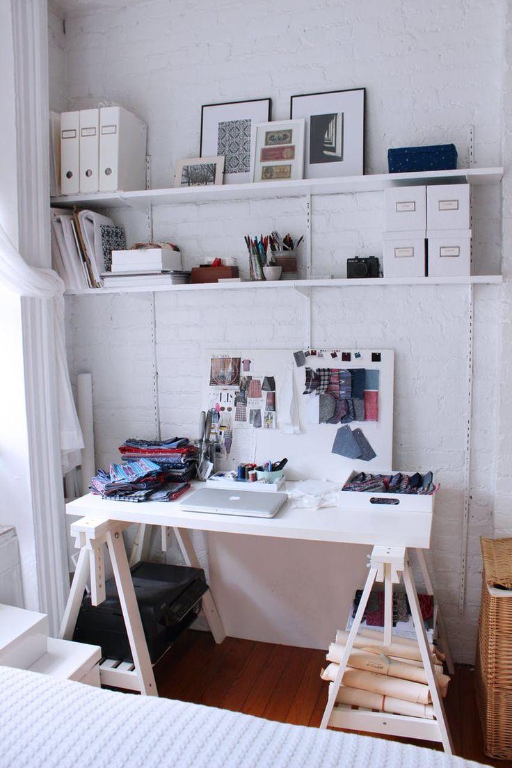 Best 20+ Shelves above desk ideas on Pinterestno signup ...