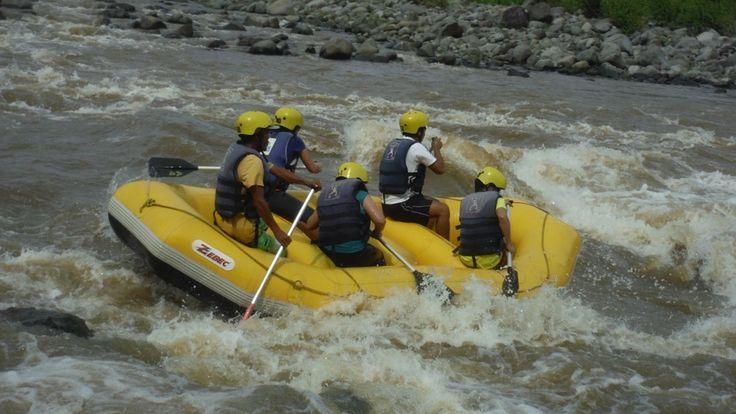 White Water Rafting: Adventure in Cagayan de Oro