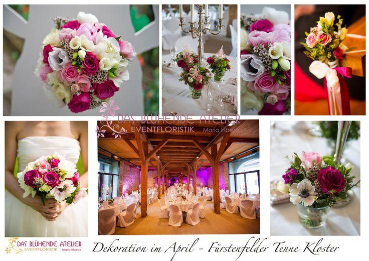 Hochzeit Im April F Rstenfelder Tenne Kloster