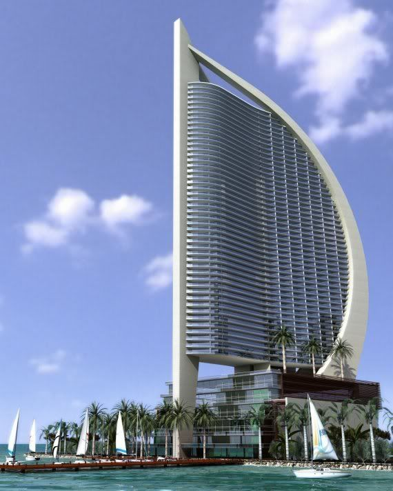 """Trump Ocean Club Panama.  Another Trump masterpiece.  How could I not pin to this to a board about real estate?  For those who dream of being an apprentice and not hearing the words """"You're fired!"""""""