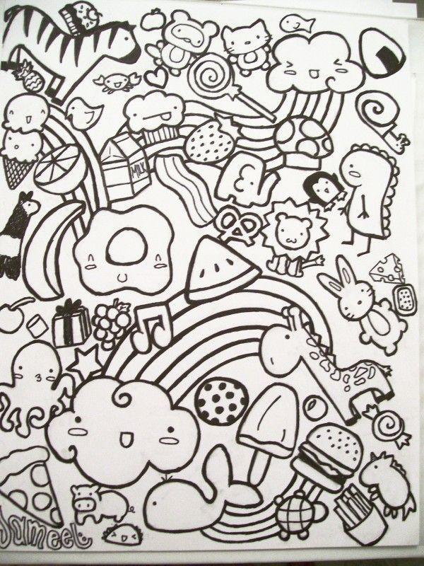 Animals and Fruit by Jam-Star.deviantart.com on @deviantART