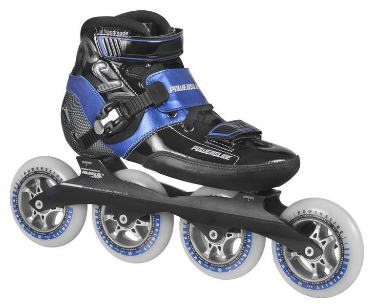 Powerslide patines de velocidad R4 2014