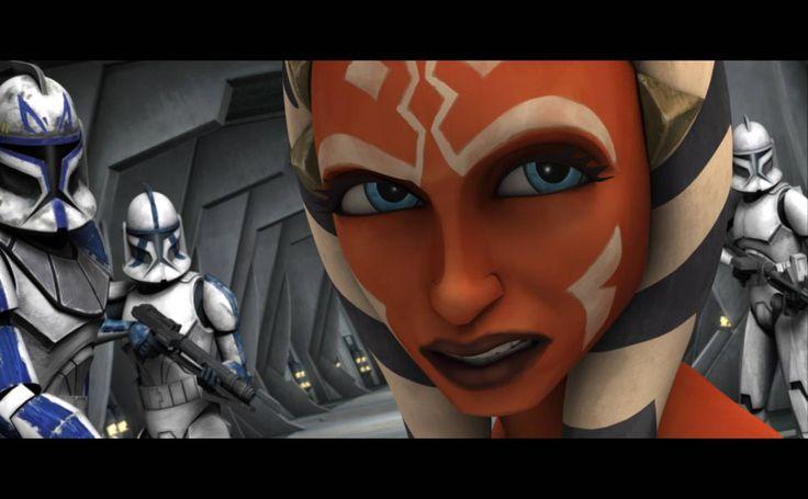 Star Wars The Clone Wars Ahsoka Tano HD Wallpaper