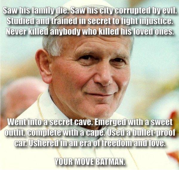 Batman | Catholic Memes