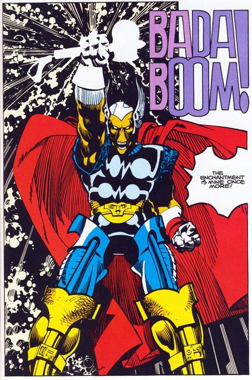Beta Ray Bill - The 10 Most Awesome Moments In Walter Simonson's 'Thor' - http://comicsalliance.com