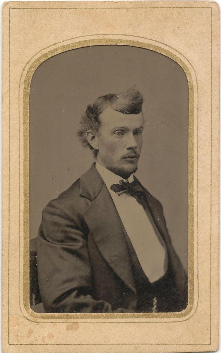 Frank James 1863