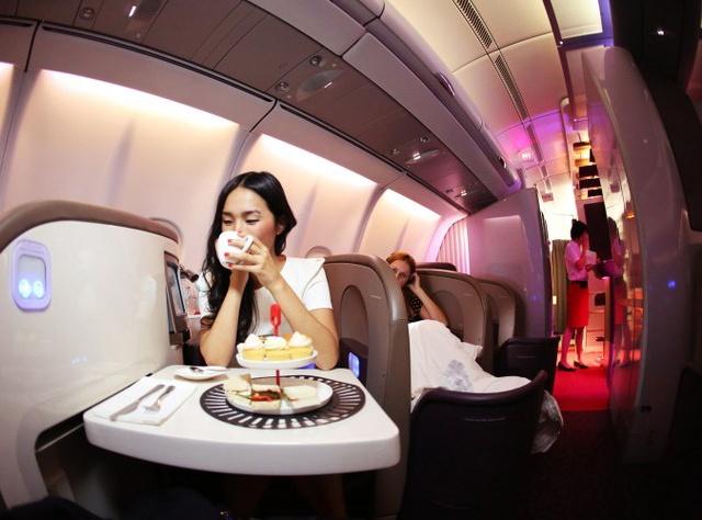 Virgin Atlantic Upper Class Suite Virgin Atlantic Travel Chic Virgin