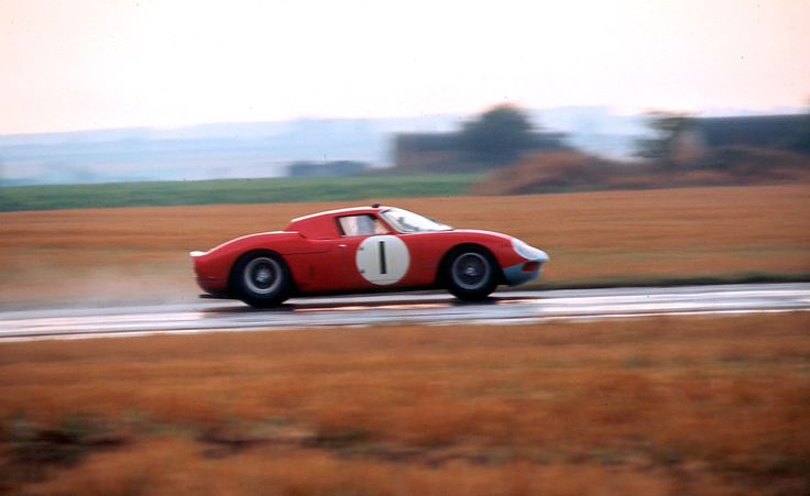 1964 Ferrari 250 LM, The Classical Powerful Cars Review and Acceleration...