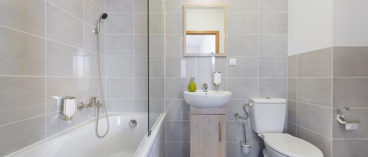 Łazienka w stylu skandynawskim - czego w niej unikać? - meble.pl