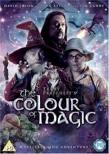 n. 7€. The Colour Of Magic [DVD] [2008]