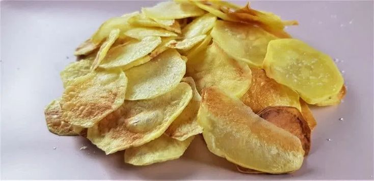 Patatas Fritas como las de Bolsa ¡SIN GRASAS! – Yo, yo misma y mis cosas