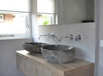 Zwevend badkamermeubel