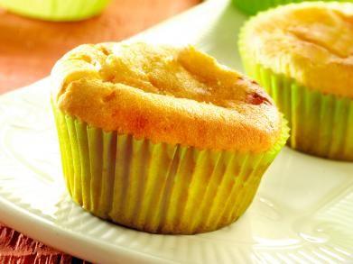 Lichte cupcakes