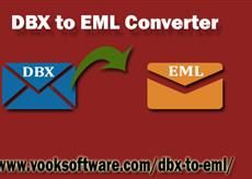 DBX to EML Converter can export multiple DBX files and directly import to any EML based   email client. It can easily migrate Outlook Express data to EML format.