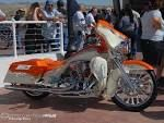 two tone motorcycle paint jobs orange and white - Google Search