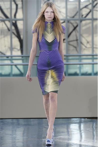 Sfilata London College of Fashion London - Collezioni Autunno Inverno 2013-14 - Vogue