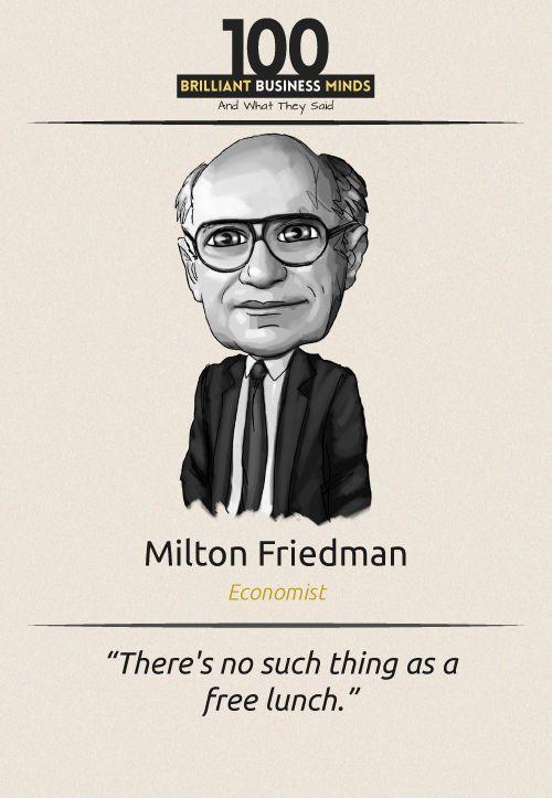 Milton Friedman Goal Case Study Assignment Help