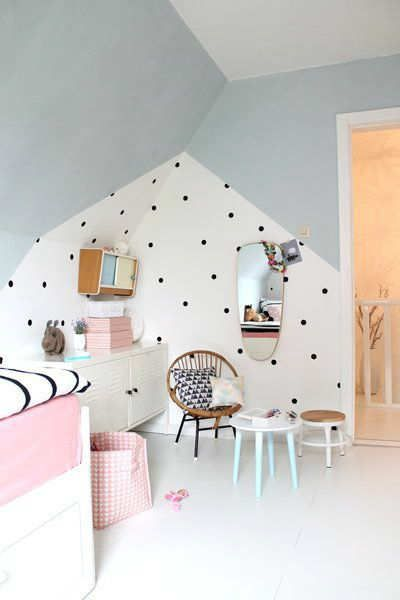 Scandinavian inspired style room | 10 Gorgeous Girls Rooms Part 6 - Tinyme Blog