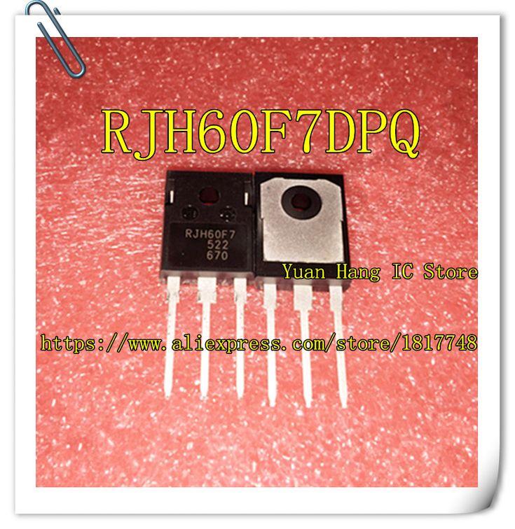 Sale 10PCS/LOT RJH60F7DPQ  RJH60F7DP RJH60F7D RJH60F7 TO-247 FET inverter welder IGBT single tube triode #10PCS/LOT #RJH60F7DPQ #RJH60F7DP #RJH60F7D #RJH60F7 #TO-247 #inverter #welder #IGBT #single #tube #triode