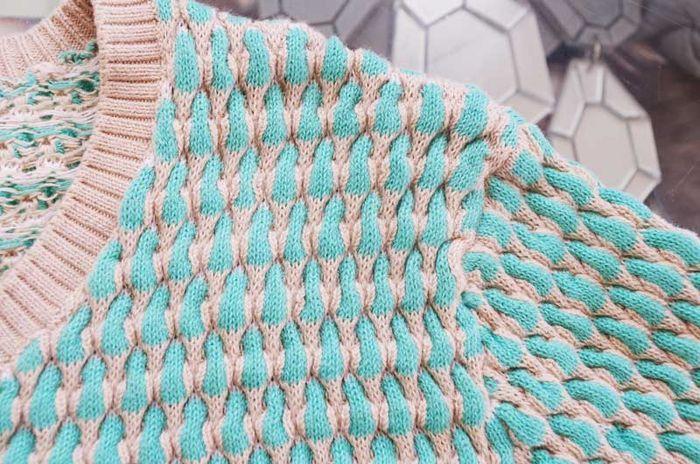 Jonathan Saunders knitwear