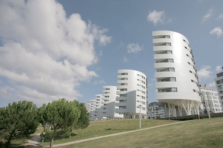 21 best arquithecture arquitectura en galicia images on pinterest architects contemporary - Arquitectos santiago de compostela ...