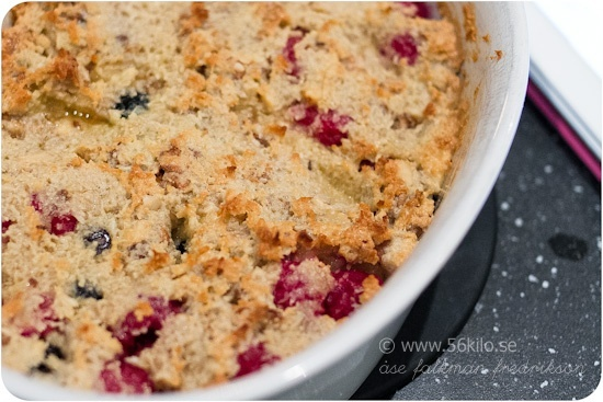 Blåbärspaj LC / LCHF @ 56kilo – LCHF Recept, inspiration, mode och matglädje!